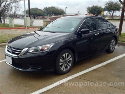 2014 Honda Accord lease in arlington,TX - Swapalease.com