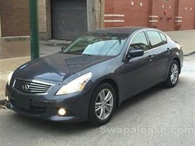 2012 Infiniti G37 Sedan lease in Chicago,IL - Swapalease.com