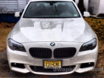 2013 BMW 5 Series lease in atlantic highlands,NJ - Swapalease.com