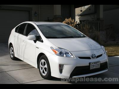 2013 Toyota Prius lease in Irving,TX - Swapalease.com