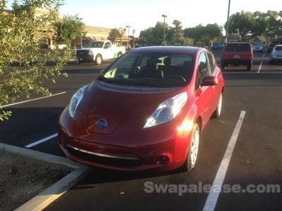 2014 Nissan LEAF lease in Tempe,AZ - Swapalease.com