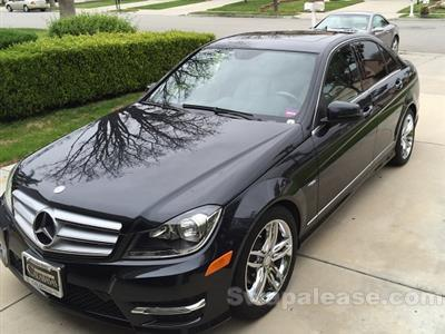 2012 Mercedes-Benz C-Class lease in Simi Valley,CA - Swapalease.com