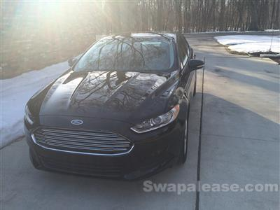 2014 Ford Fusion lease in Clinton Twp,MI - Swapalease.com