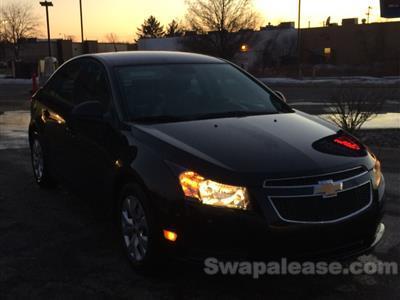 2014 Chevrolet Cruze lease in Williamston,MI - Swapalease.com