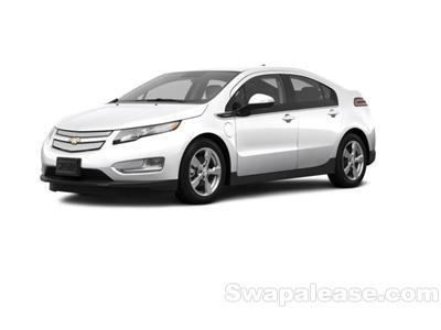 2013 Chevrolet Volt lease in Cincinnati,OH - Swapalease.com