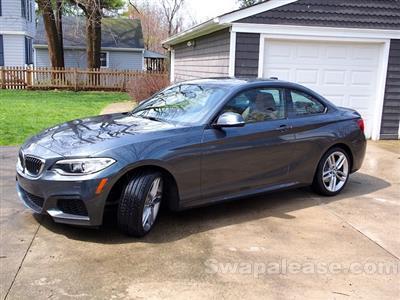 2014 BMW 2 Series lease in Cincinnati,OH - Swapalease.com