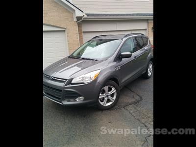 2014 Ford Escape lease in Flat Rock,MI - Swapalease.com