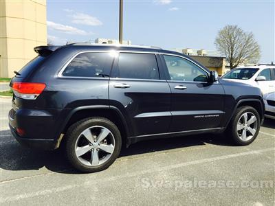2014 Jeep Grand Cherokee lease in West Hemstead,NY - Swapalease.com