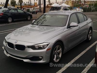 2014 BMW 3 Series lease in San Diego,CA - Swapalease.com