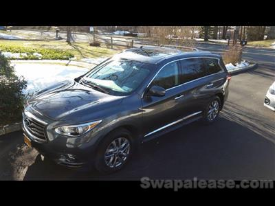 2013 Infiniti JX35 lease in White Plains,NY - Swapalease.com