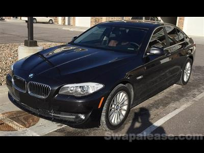 2013 BMW 5 Series lease in Lincoln,NE - Swapalease.com