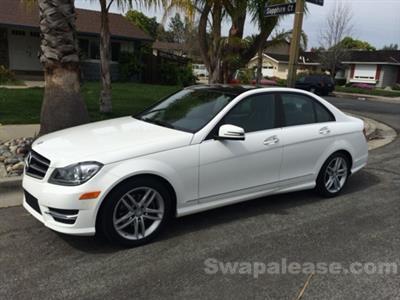 2014 Mercedes-Benz C-Class lease in San Jose,CA - Swapalease.com