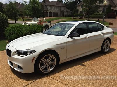 2014 BMW 5 Series lease in Germantown,TN - Swapalease.com