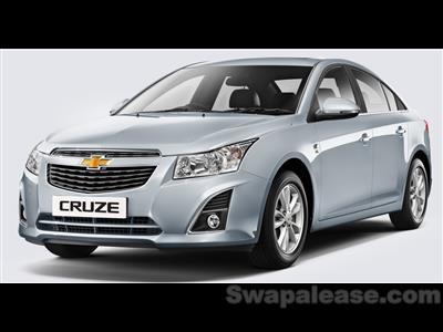 2014 Chevrolet Cruze lease in Livonia,MI - Swapalease.com