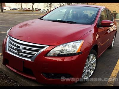 2013 Nissan Sentra lease in Chicago,IL - Swapalease.com