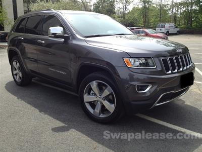 2014 Jeep Grand Cherokee lease in Lake Hopatcong,NJ - Swapalease.com