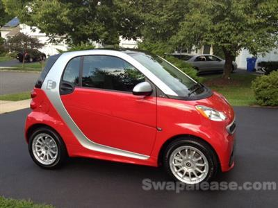2013 smart fortwo lease in Princeton,NJ - Swapalease.com