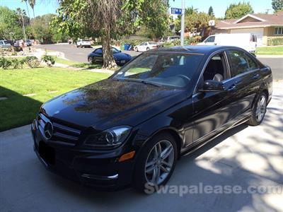 2014 Mercedes-Benz C-Class lease in Northridge,CA - Swapalease.com