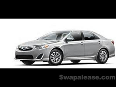 2014 Toyota Camry lease in Katy ,TX - Swapalease.com