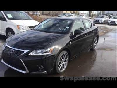 2014 Lexus CT 200h lease in Manhattan,NY - Swapalease.com