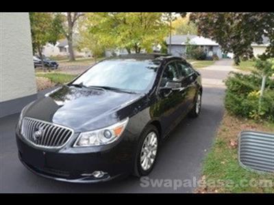 2013 Buick LaCrosse lease in St Paul,MN - Swapalease.com