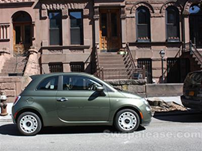 2013 Fiat 500 lease in New York City,NY - Swapalease.com