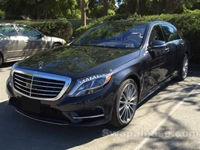 2015 Mercedes-Benz S-Class lease in San Fancisco,CA - Swapalease.com