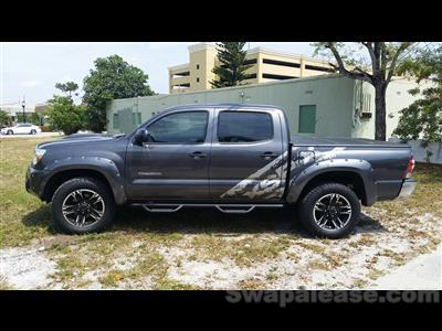 2013 Toyota Tacoma lease in Pembroke Pines,FL - Swapalease.com