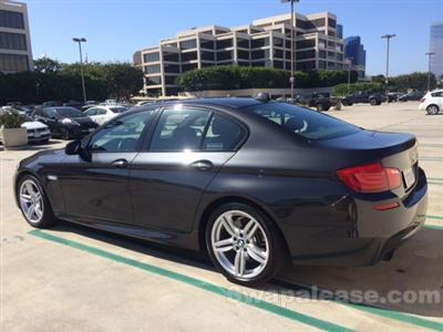 2013 BMW 5 Series lease in San Diego,CA - Swapalease.com