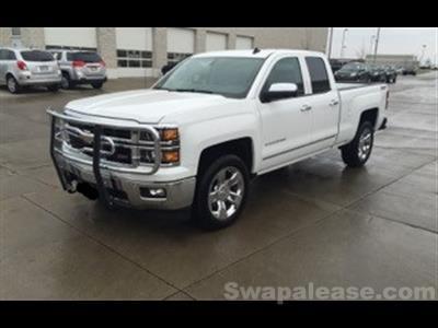 2014 Chevrolet Silverado 1500 lease in Iowa City,IA - Swapalease.com