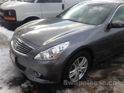 2013 Infiniti G37 Sedan lease in Quincy,MA - Swapalease.com