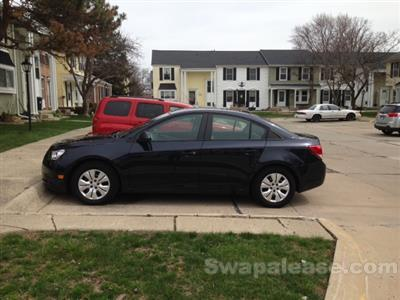 2014 Chevrolet Cruze lease in Clinton Township,MI - Swapalease.com