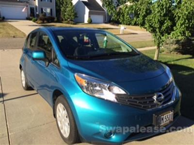 2014 Nissan Versa Note lease in Akron,OH - Swapalease.com