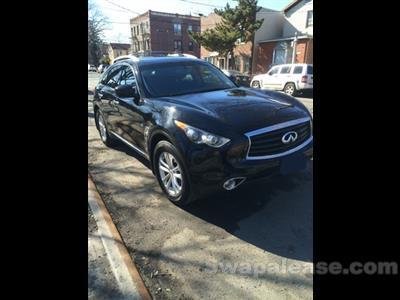 2014 Infiniti QX70 lease in Brooklyn,NY - Swapalease.com