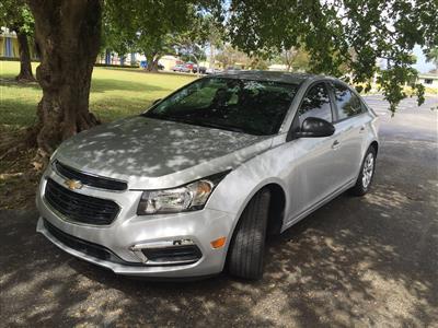 2015 Chevrolet Cruze lease in Miami,FL - Swapalease.com