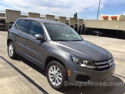 2014 Volkswagen Tiguan lease in Hollywood,FL - Swapalease.com