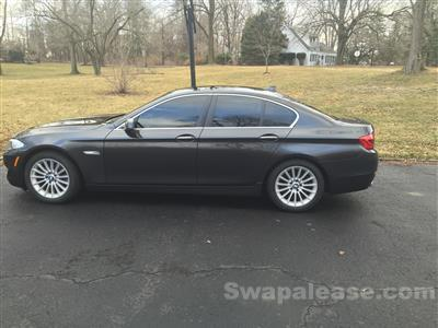 2013 BMW 5 Series lease in Newtown,PA - Swapalease.com