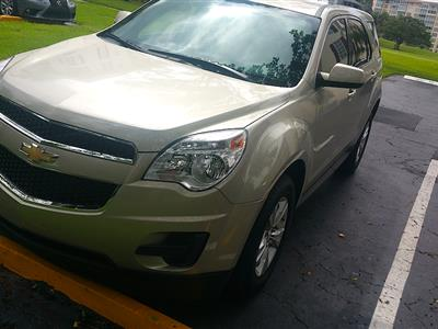 2014 Chevrolet Equinox lease in Pompano Beach,FL - Swapalease.com