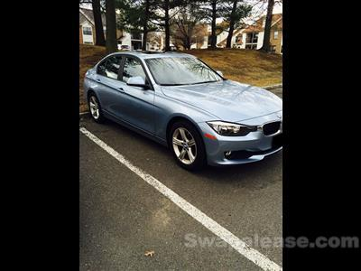 2014 BMW 3 Series lease in Parlin,NJ - Swapalease.com