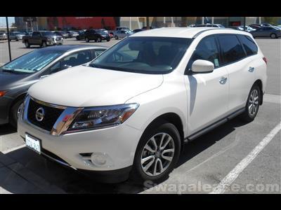 2014 Nissan Pathfinder lease in Glendale,CA - Swapalease.com