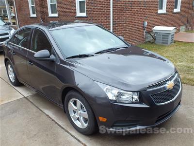 2014 Chevrolet Cruze lease in wyandotte,MI - Swapalease.com
