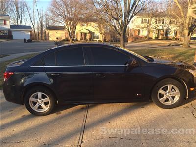 2014 Chevrolet Cruze lease in Cincinnati,OH - Swapalease.com