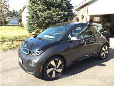 2014 BMW i3 lease in Shoreview,MN - Swapalease.com
