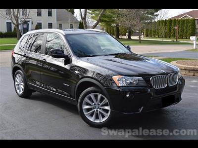 2013 BMW X3 lease in Rockford,IL - Swapalease.com