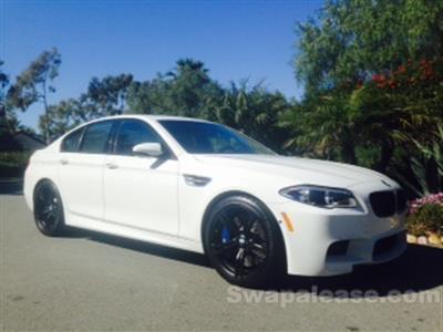 2015 BMW M5 lease in Rancho Santa Fe,CA - Swapalease.com