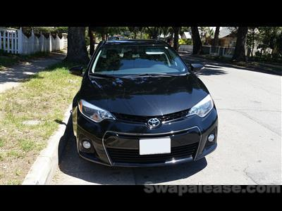 2014 Toyota Corolla lease in Pasadena,CA - Swapalease.com