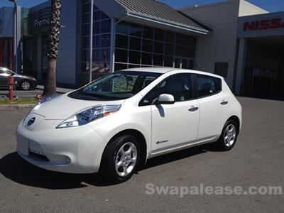 2014 Nissan LEAF lease in Fremont,CA - Swapalease.com