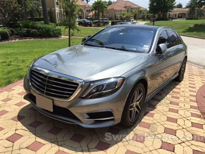 2015 Mercedes-Benz S-Class lease in Houston,TX - Swapalease.com