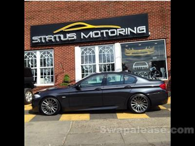2013 BMW 5 Series lease in west new york,NJ - Swapalease.com