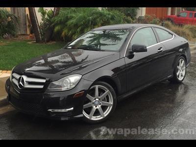 2013 Mercedes-Benz C-Class lease in San Diego,CA - Swapalease.com